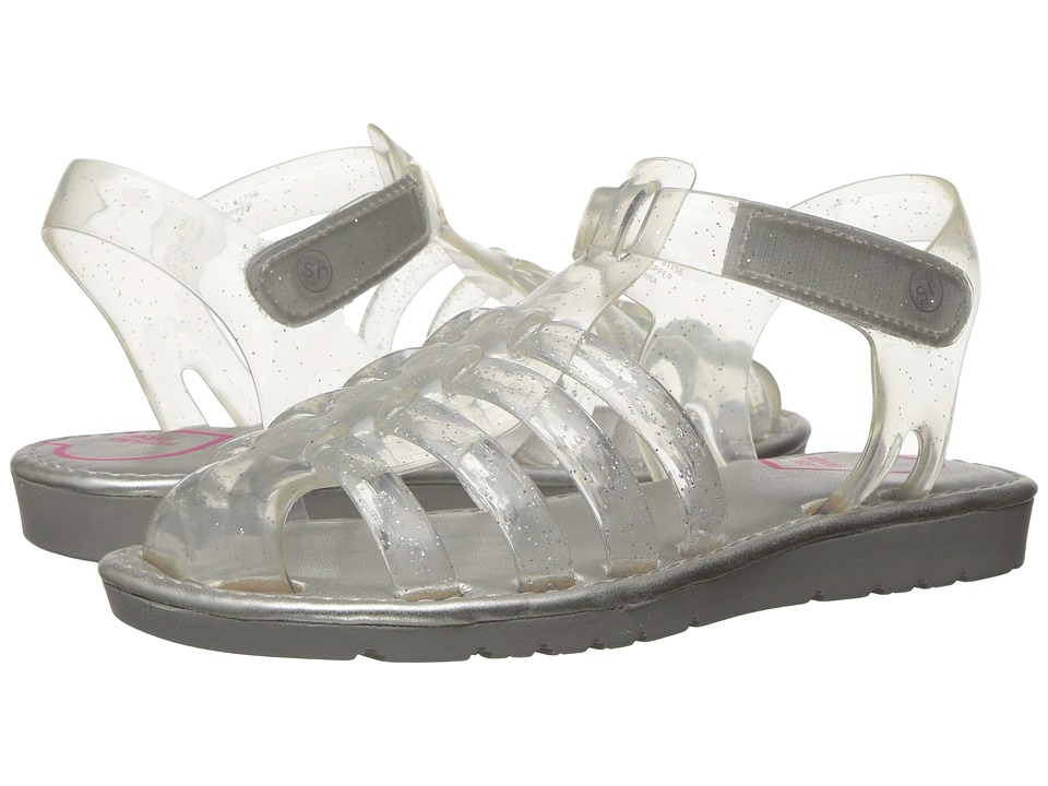 Stride Rite - Natalie (Toddler/Little Kid) (Clear) Girl's Shoes