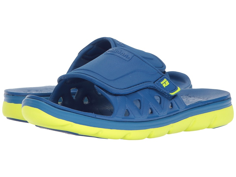 Stride Rite - Made 2 Play Phibian Slide (Toddler/Little Kid) (Royal Blue) Boy's Shoes