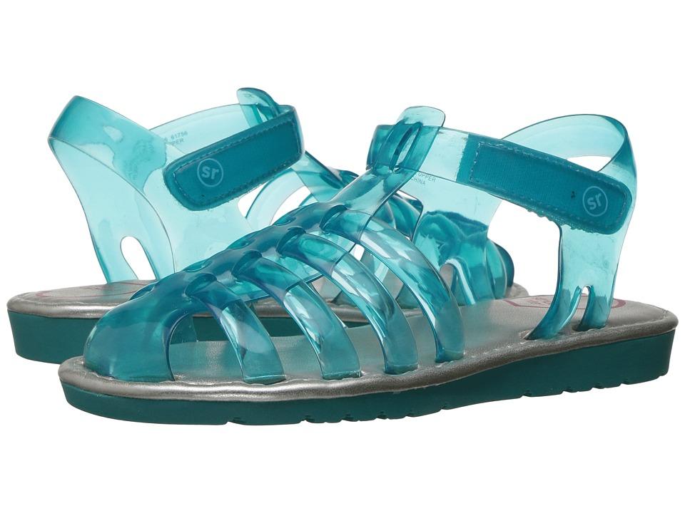 Stride Rite - Natalie (Toddler/Little Kid) (Turquoise) Girl's Shoes