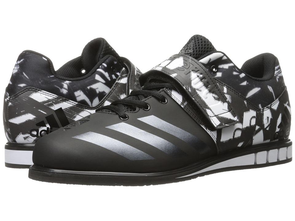 adidas - Powerlift 3 (Core Black/Footwear White) Men's Shoes