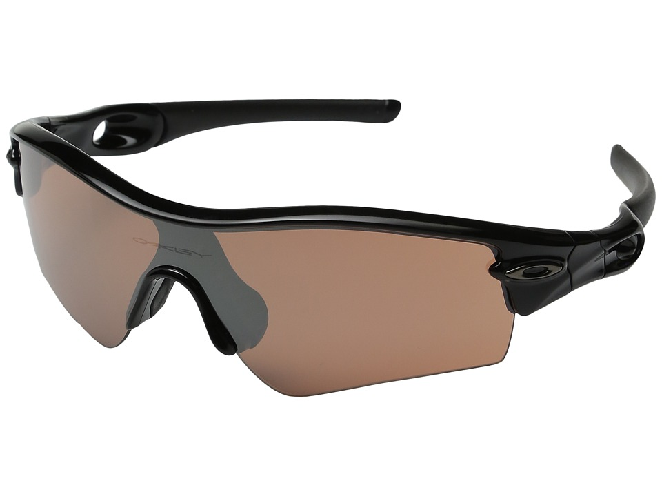 Oakley - Radar Path (Polished Black w/ VR28 Black Iridium) Fashion Sunglasses