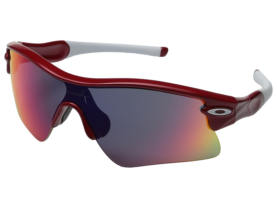 Oakley - Radar Range (Team Red w/ +Red Iridium) Sport Sunglasses