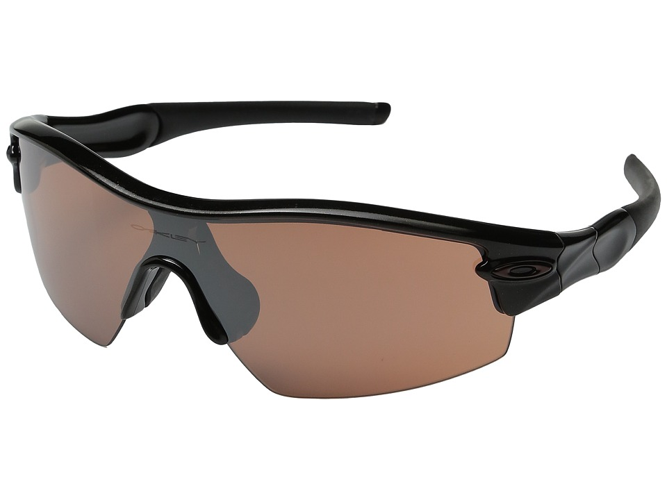 Oakley - Radar Pitch (Brown Sugar w/ VR28 Black Iridium) Sport Sunglasses