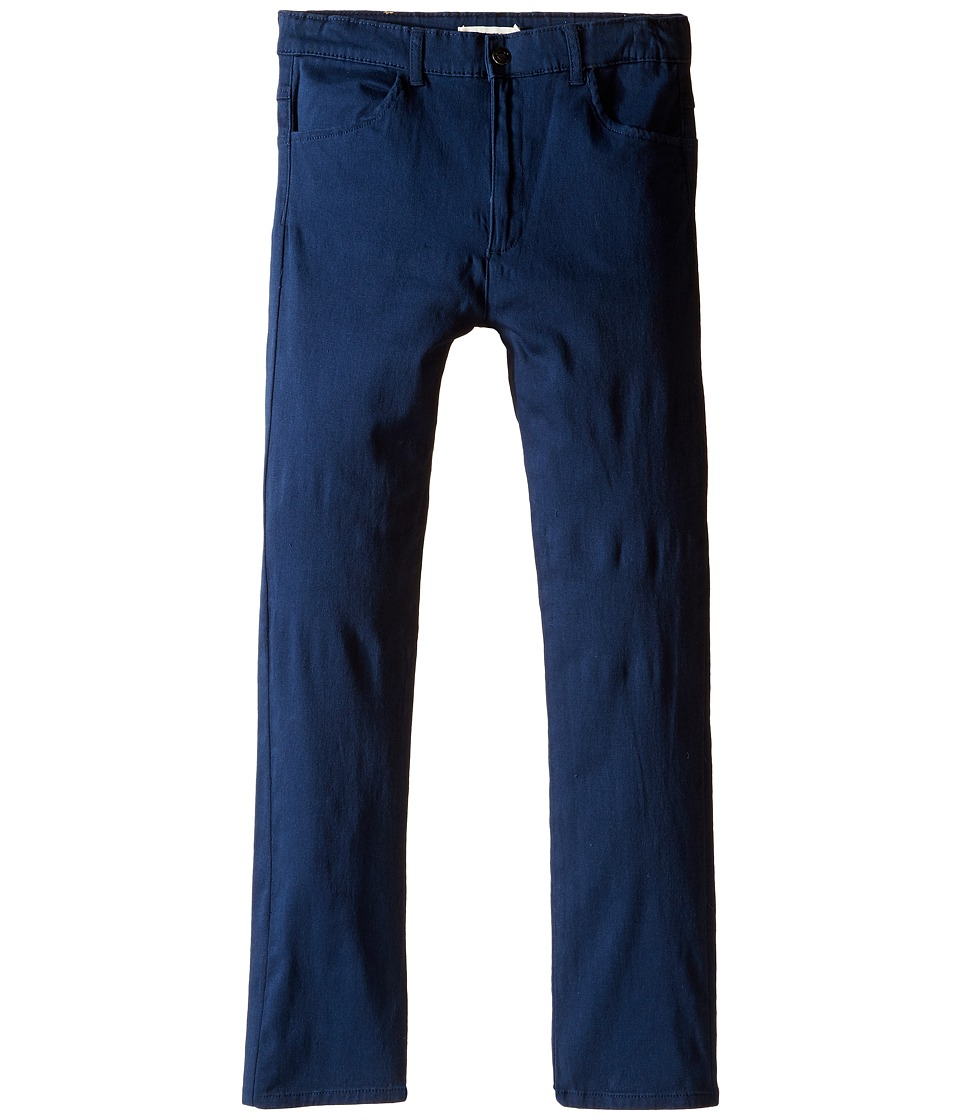 Appaman Kids - Skinny Twill Pants (Toddler/Little Kids/Big Kids) (Dress Blues) Boy's Casual Pants