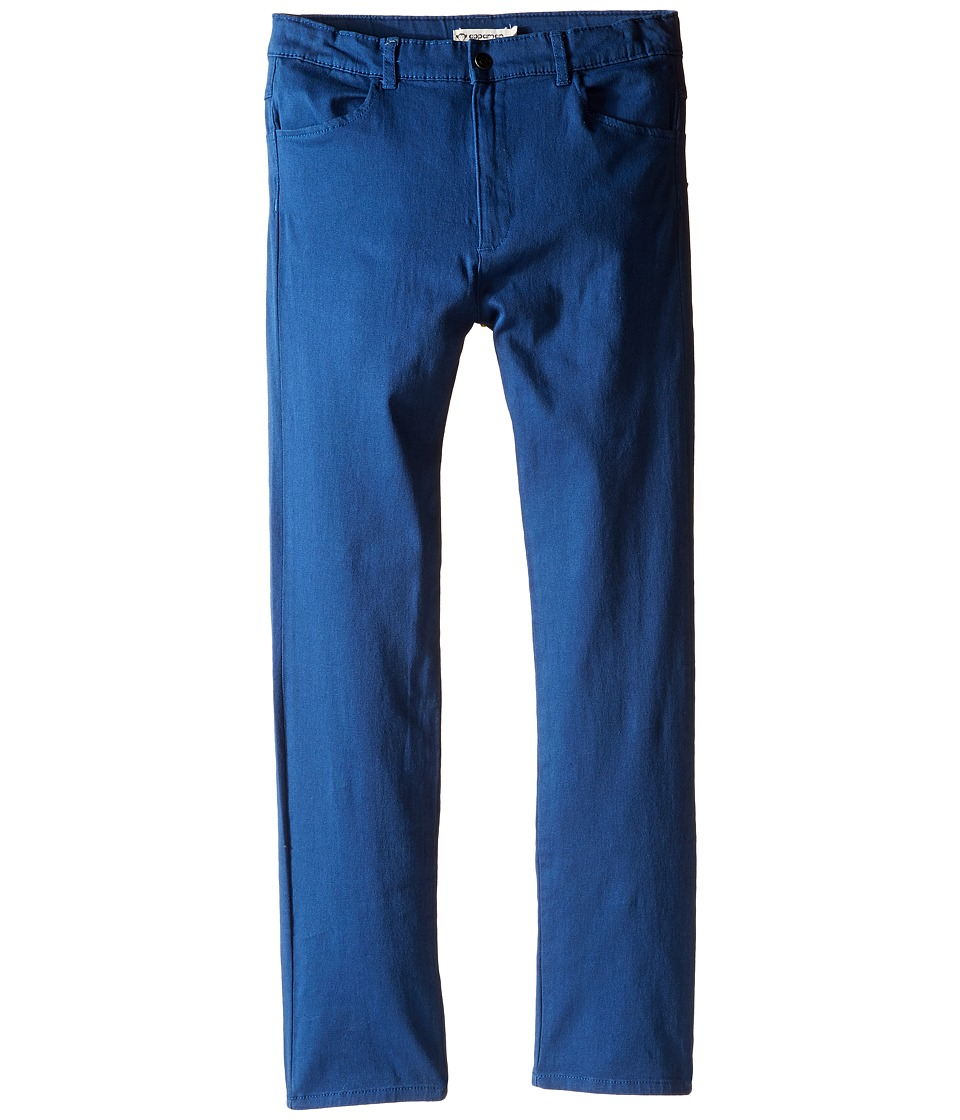 Appaman Kids - Skinny Twill Pants (Toddler/Little Kids/Big Kids) (Enisign Blue) Boy's Casual Pants