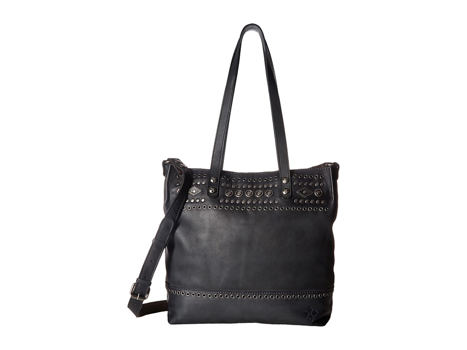 Patricia Nash - Perugia Tote (Black 1) Tote Handbags