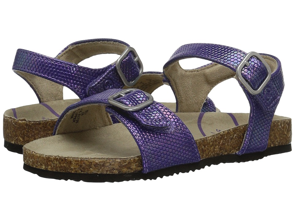 Stride Rite - Zuly (Toddler/Little Kid) (Purple) Girl's Shoes
