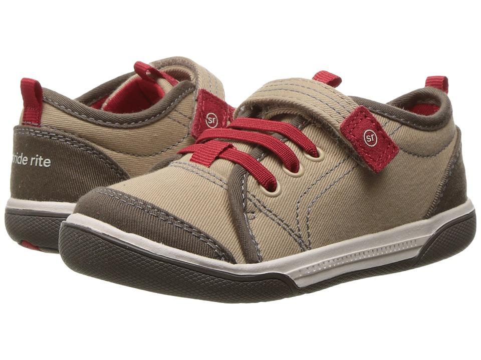 Stride Rite - Dakota (Toddler) (Tan) Boy's Shoes