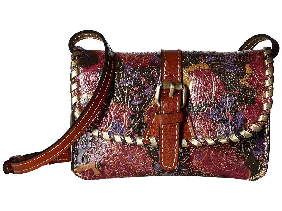 Patricia Nash - Torri Crossbody (Metallic Paisley) Cross Body Handbags