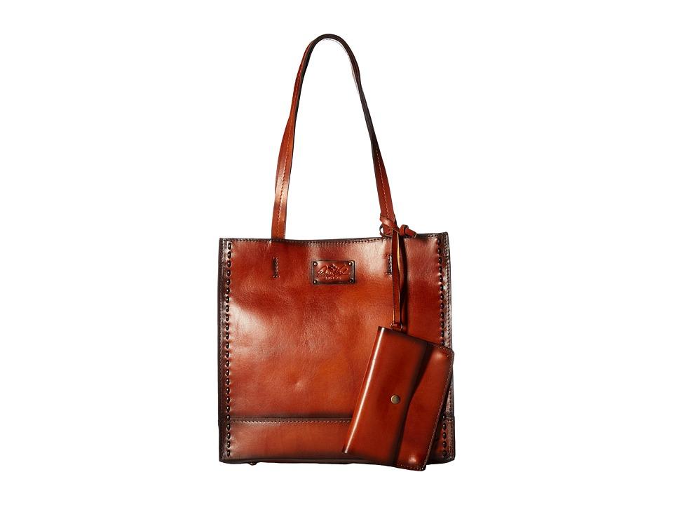 Patricia Nash - Toscano Tote (Tan) Tote Handbags