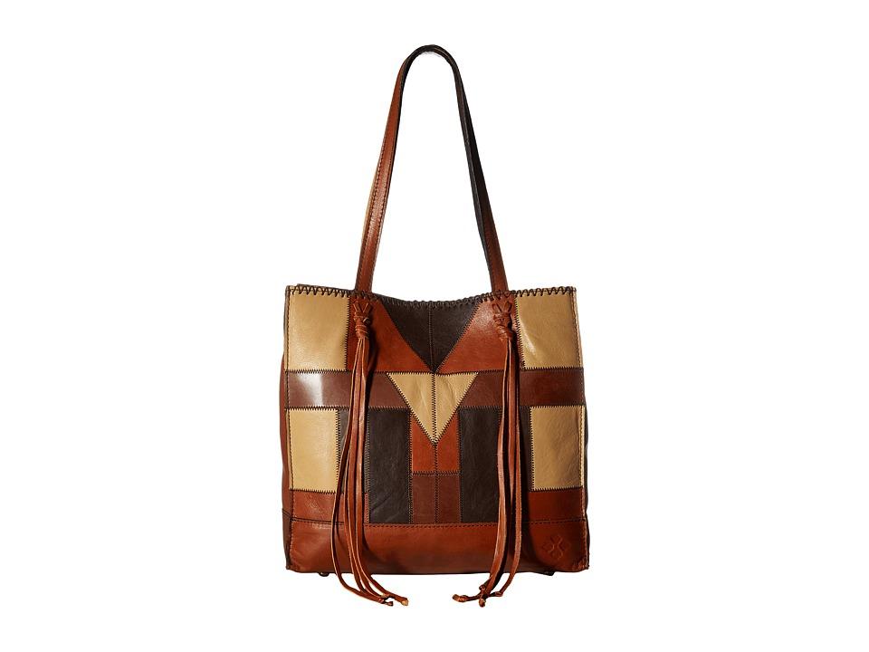 Patricia Nash - Toscano Tote (Zigzag Stitch Patchwork) Tote Handbags
