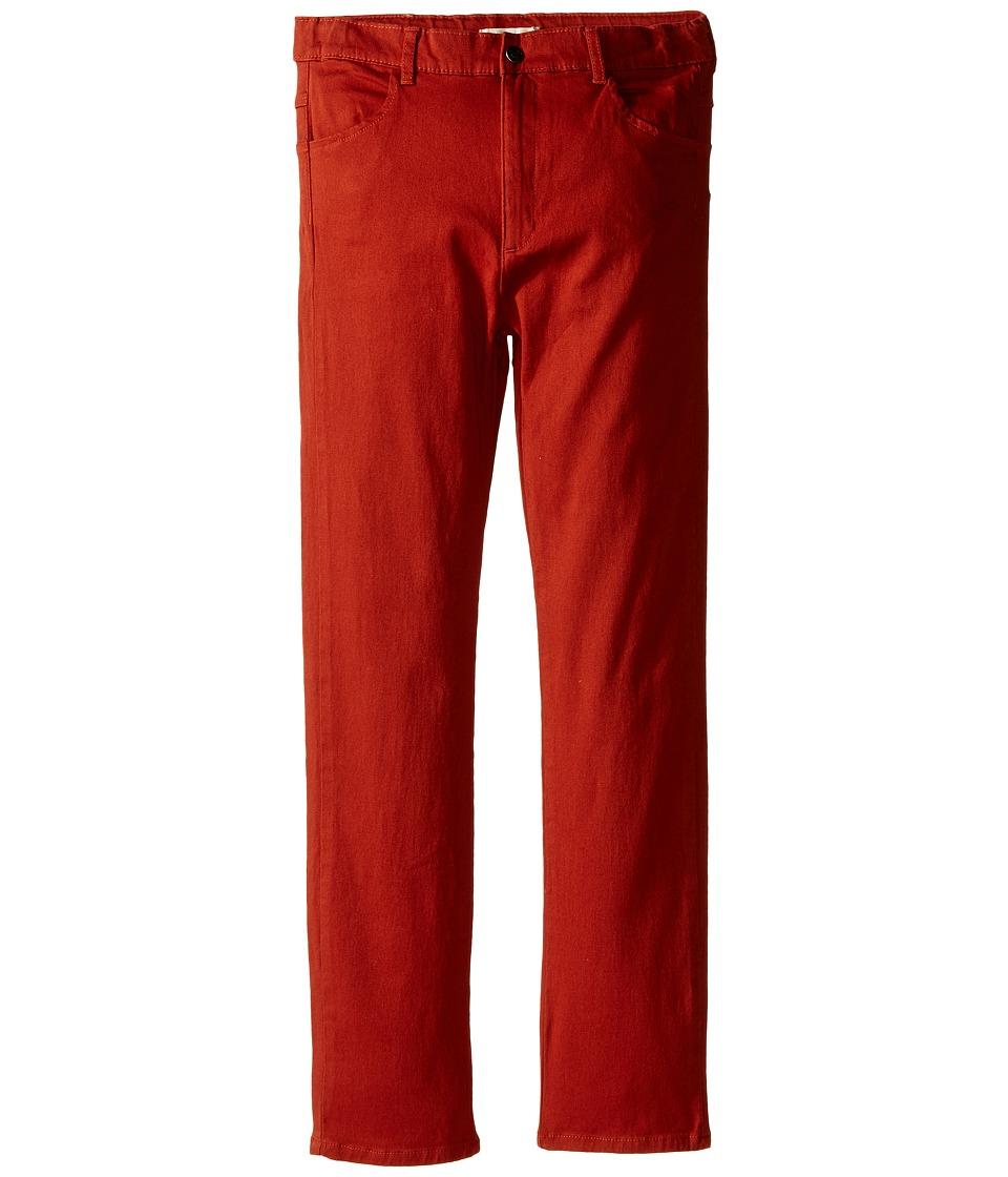Appaman Kids - Skinny Twill Pants (Toddler/Little Kids/Big Kids) (Picante) Boy's Casual Pants