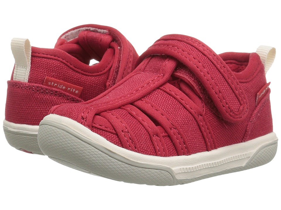 Stride Rite - Sawyer (Toddler) (Red) Kid's Shoes