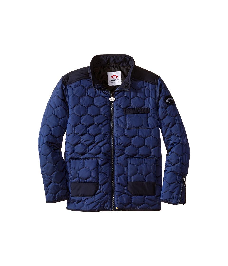 Appaman Kids - Voyager Jacket (Toddler/Little Kids/Big Kids) (Dress Blues) Boy's Coat