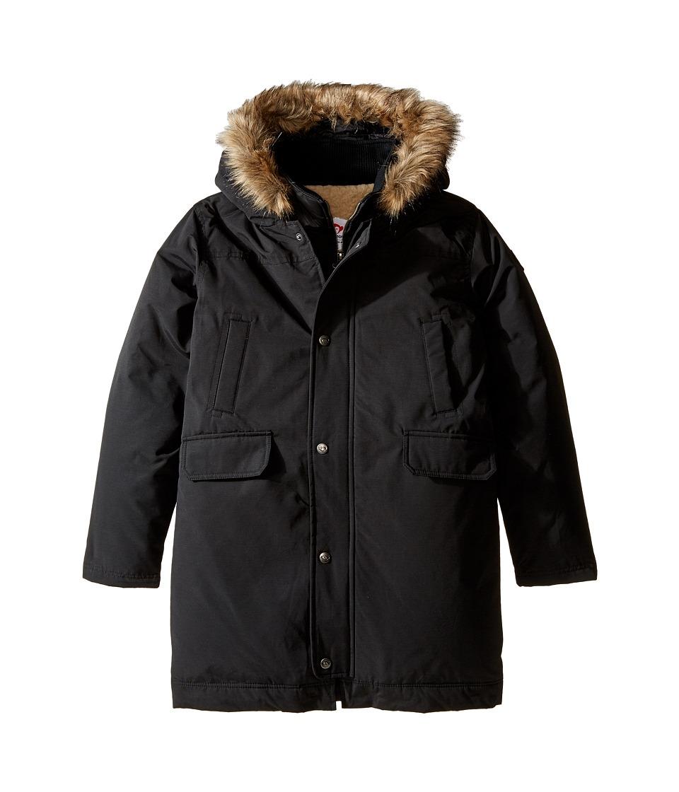 Appaman Kids - Pratt Down Parka (Toddler/Little Kids/Big Kids) (Black) Boy's Coat