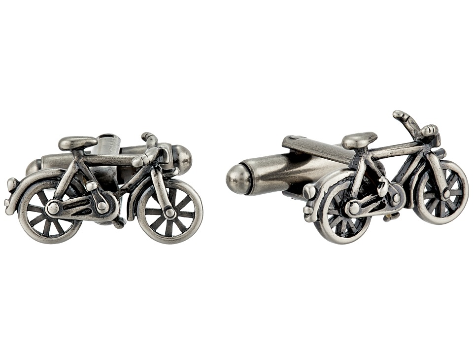 Cufflinks Inc. - Bicycle Cufflinks (Silver) Cuff Links