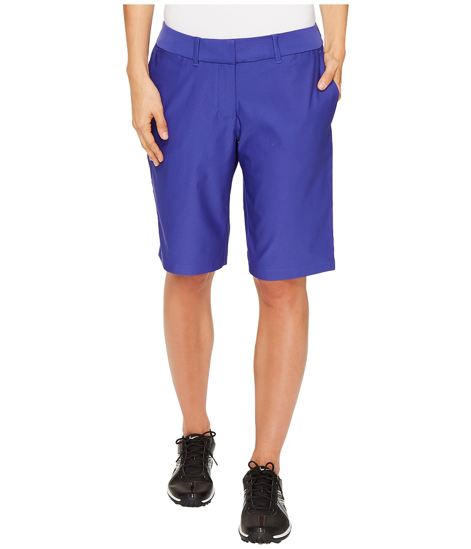 Nike Golf - Bermuda Tournament Shorts (Deep Night/Deep Night) Women's Shorts
