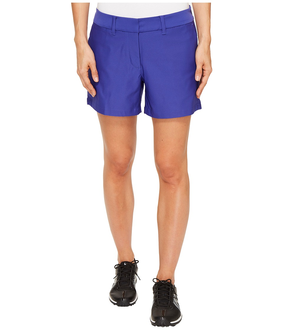 Nike Golf - Tournament Shorts (Deep Night/Deep Night) Women's Shorts