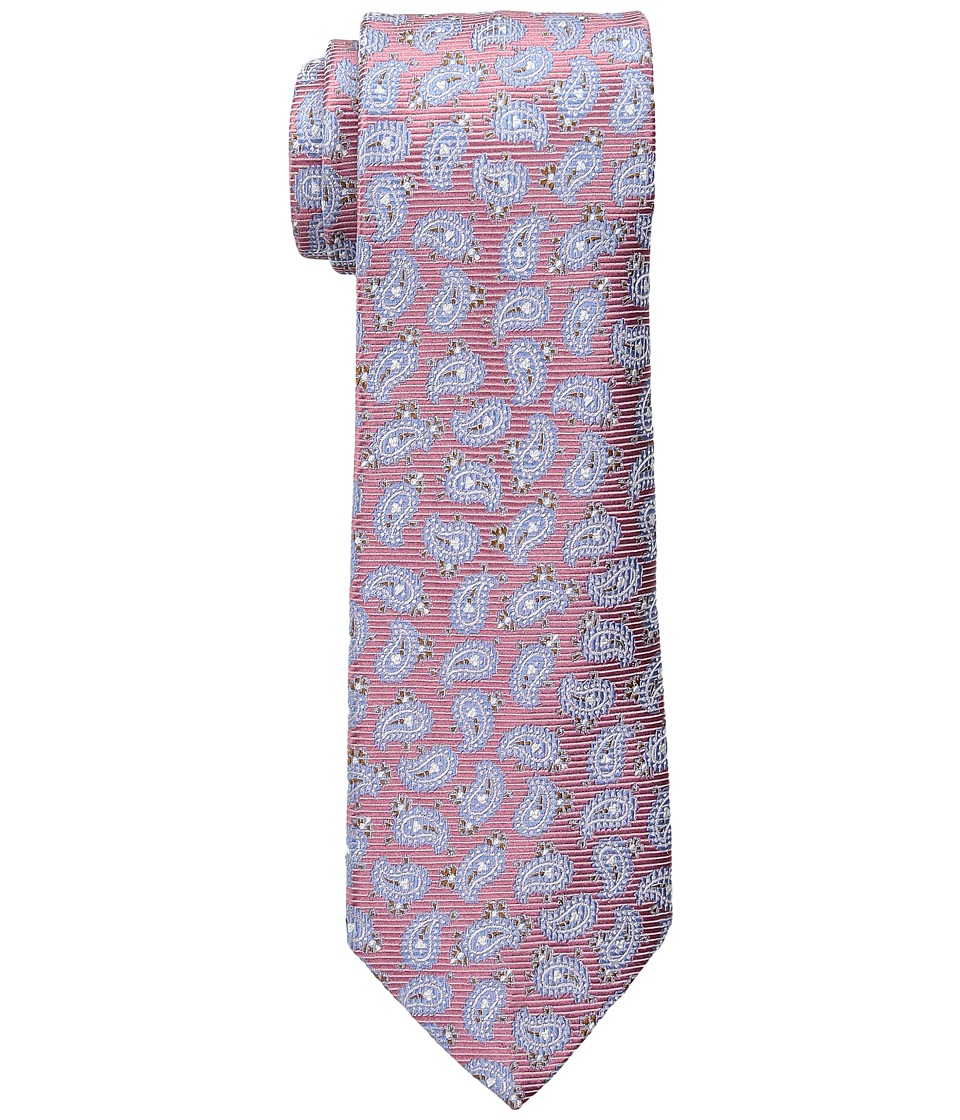 Etro - 8cm Floating Paisley Necktie (Pink) Ties