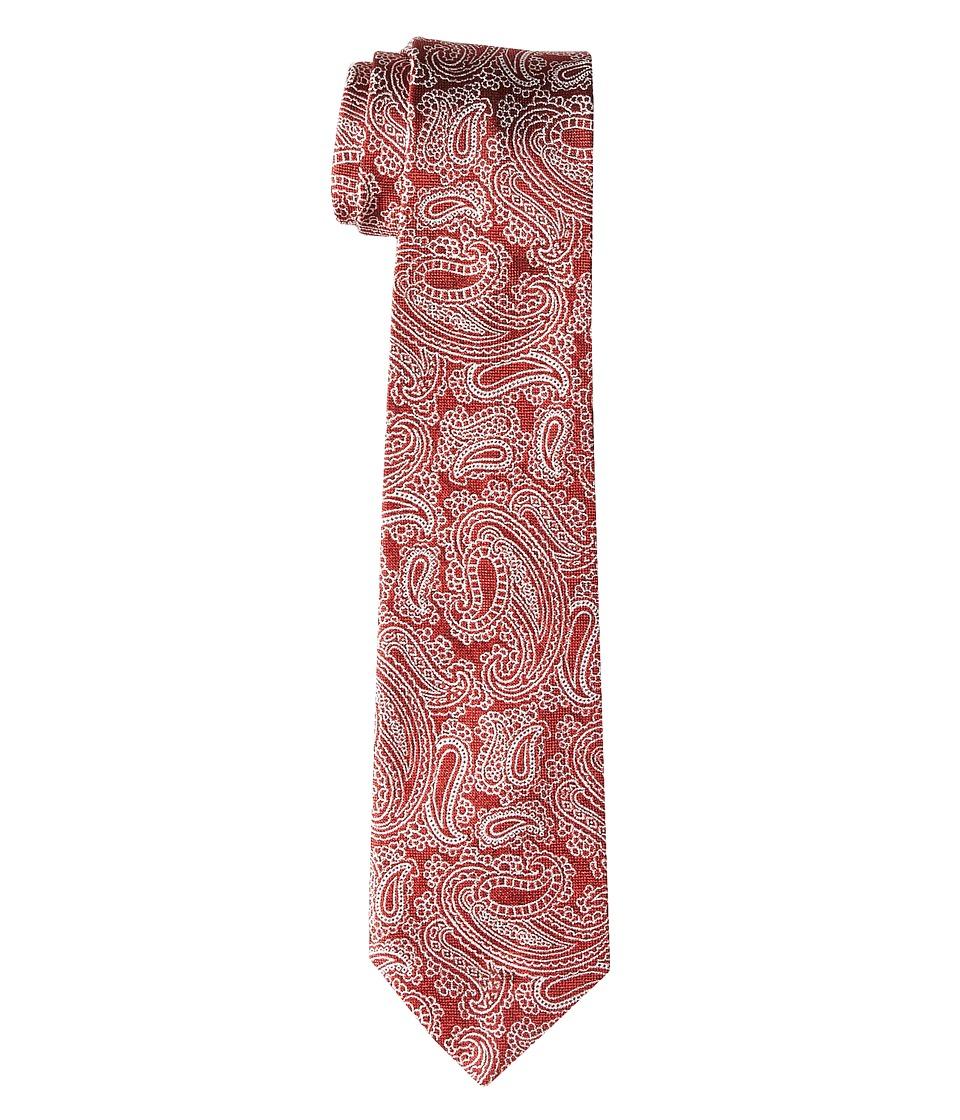 Etro - 6cm Paisley Necktie (Red) Ties