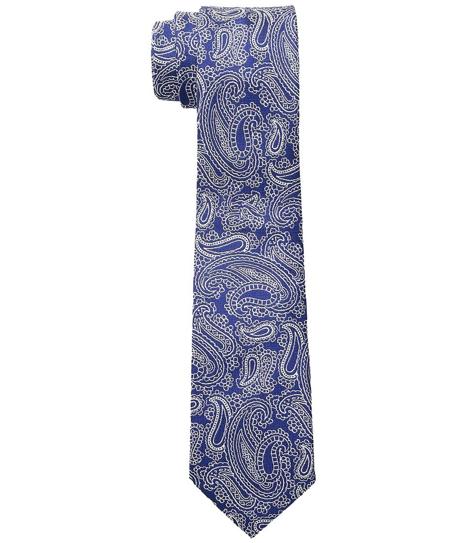 Etro - 6cm Paisley Necktie (Blue) Ties