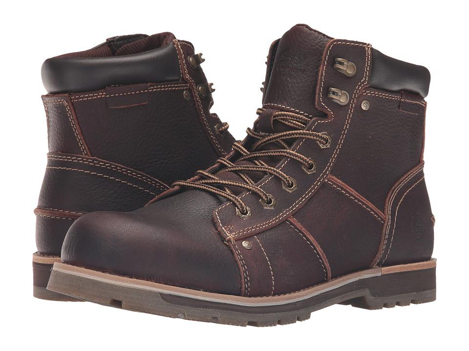 Giorgio Brutini - GBX by Giorgio Brutini - Guvnor (Brown) Men's Boots