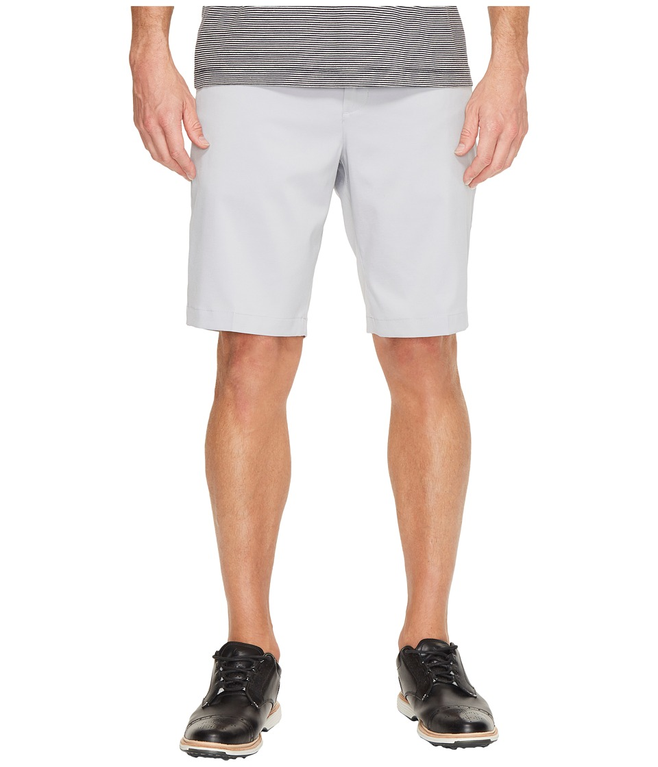 Nike Golf Flat Front Shorts (Wolf Grey/Wolf Grey) Men