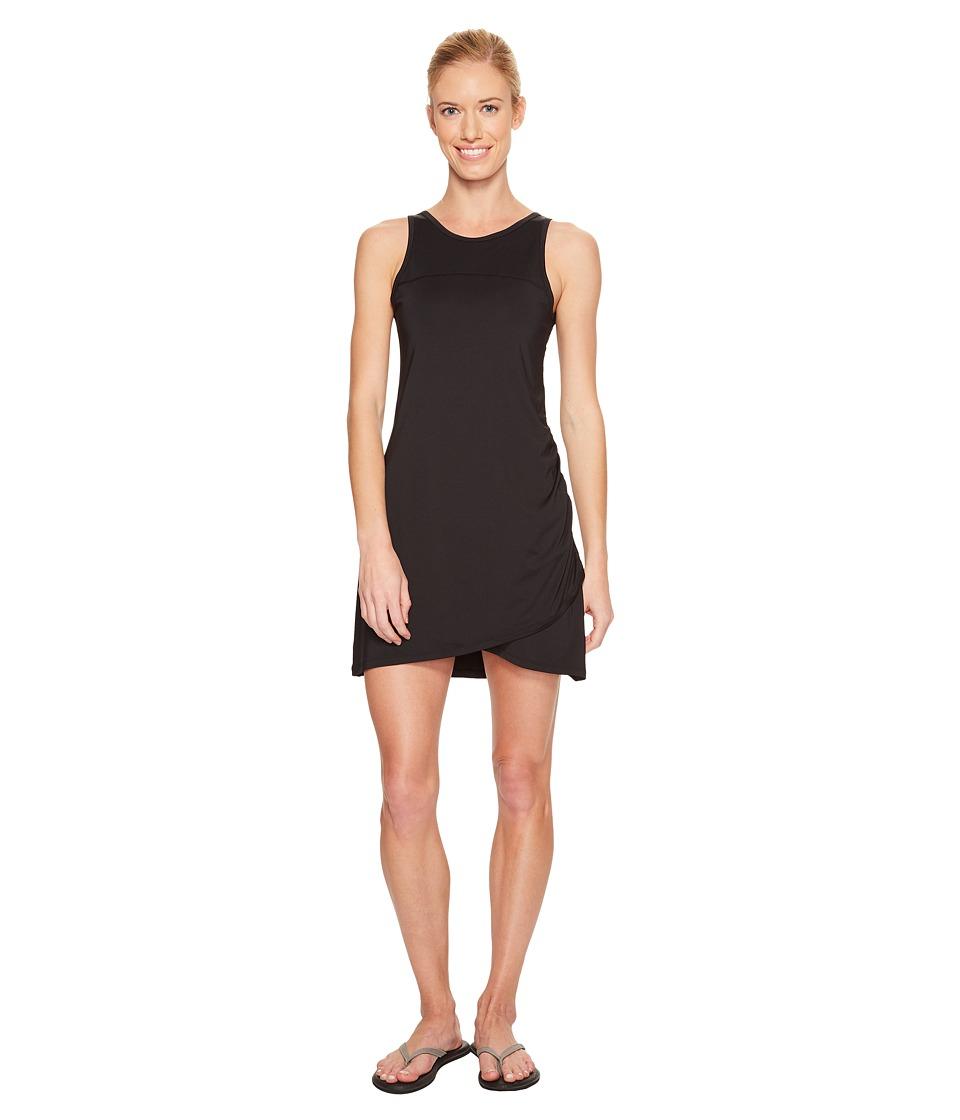 Skirt Sports - Racecation Dress (Black) Women's Dress