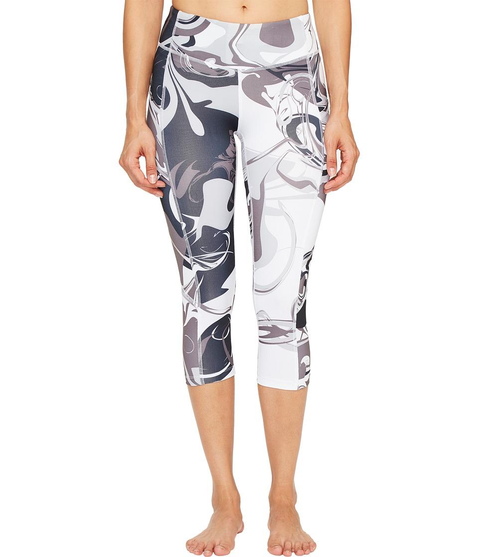 Skirt Sports - Redemption Capri (Persevere Print) Women's Capri