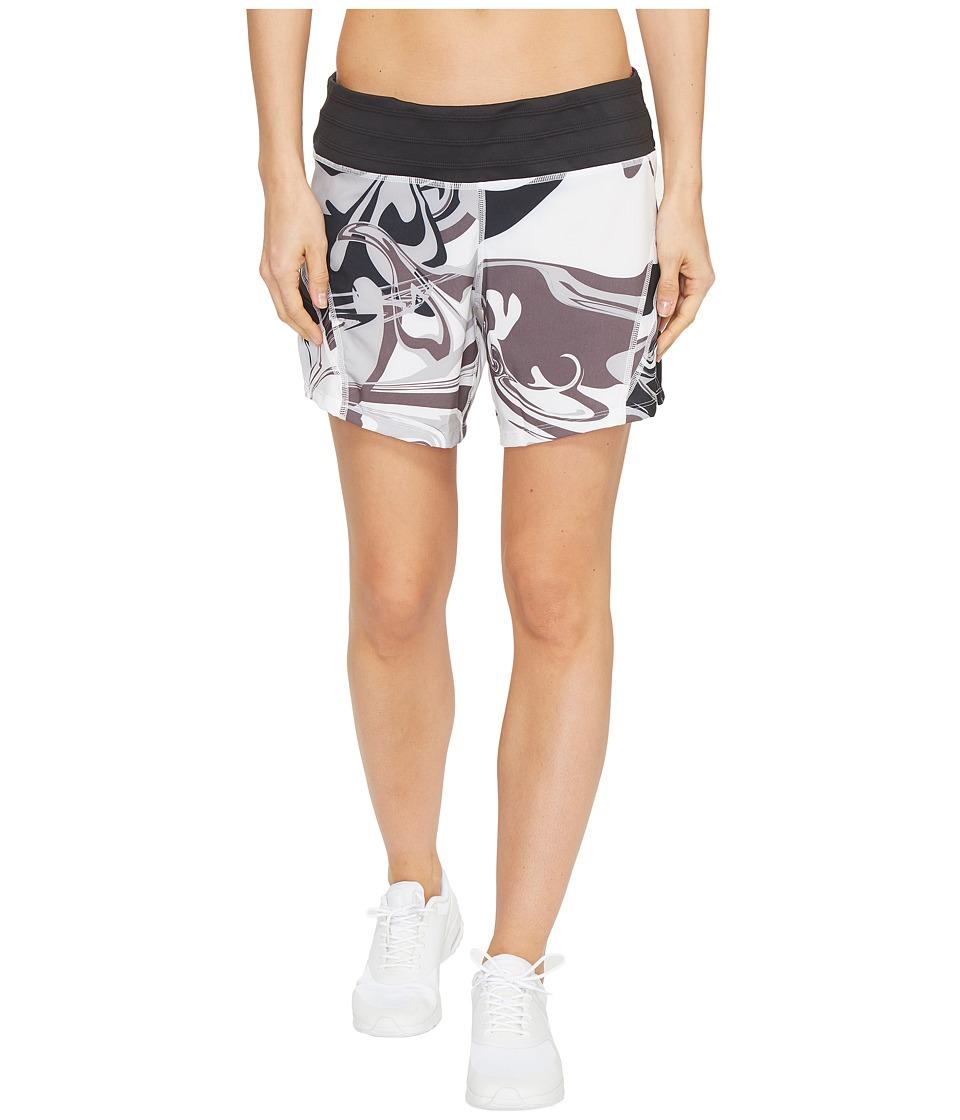 Skirt Sports - Go Longer Short (Persevere Print) Women's Shorts
