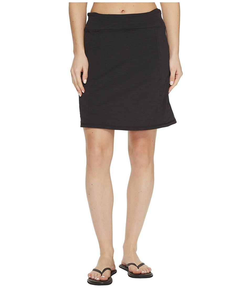 Skirt Sports - Sorceress Skirt (Black Mist) Women's Skirt