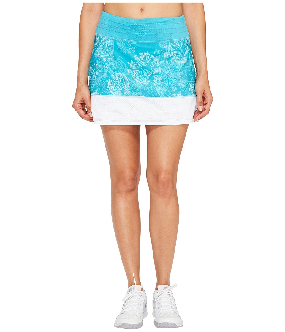 Skirt Sports - Mod Quad Skirt (Clarity Print) Women's Skirt