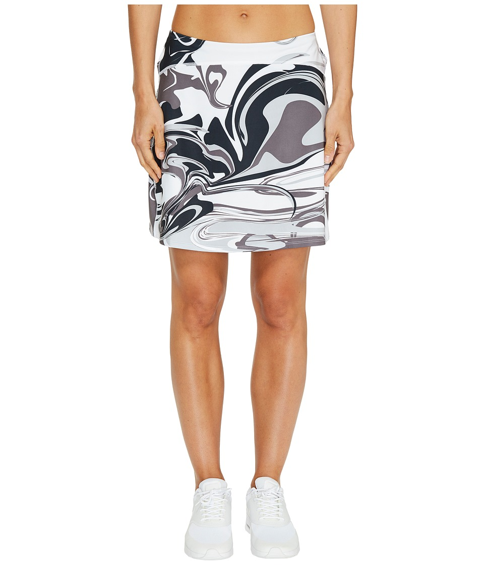 Skirt Sports - Happy Girl Skirt (Persevere Print) Women's Skort