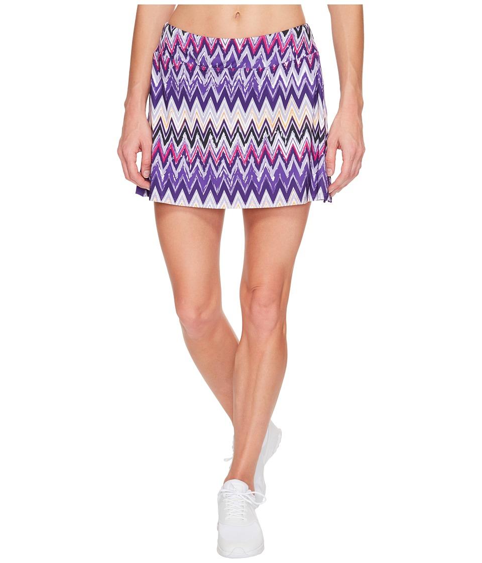 Skirt Sports - Gym Girl Ultra Skirt (Sidewinder Print) Women's Skort
