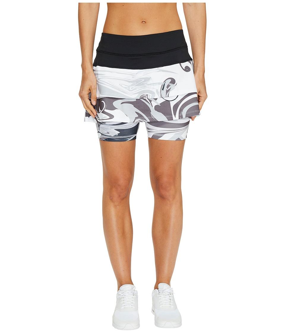 Skirt Sports Cascade Skirt (Black/Persevere Print) Women