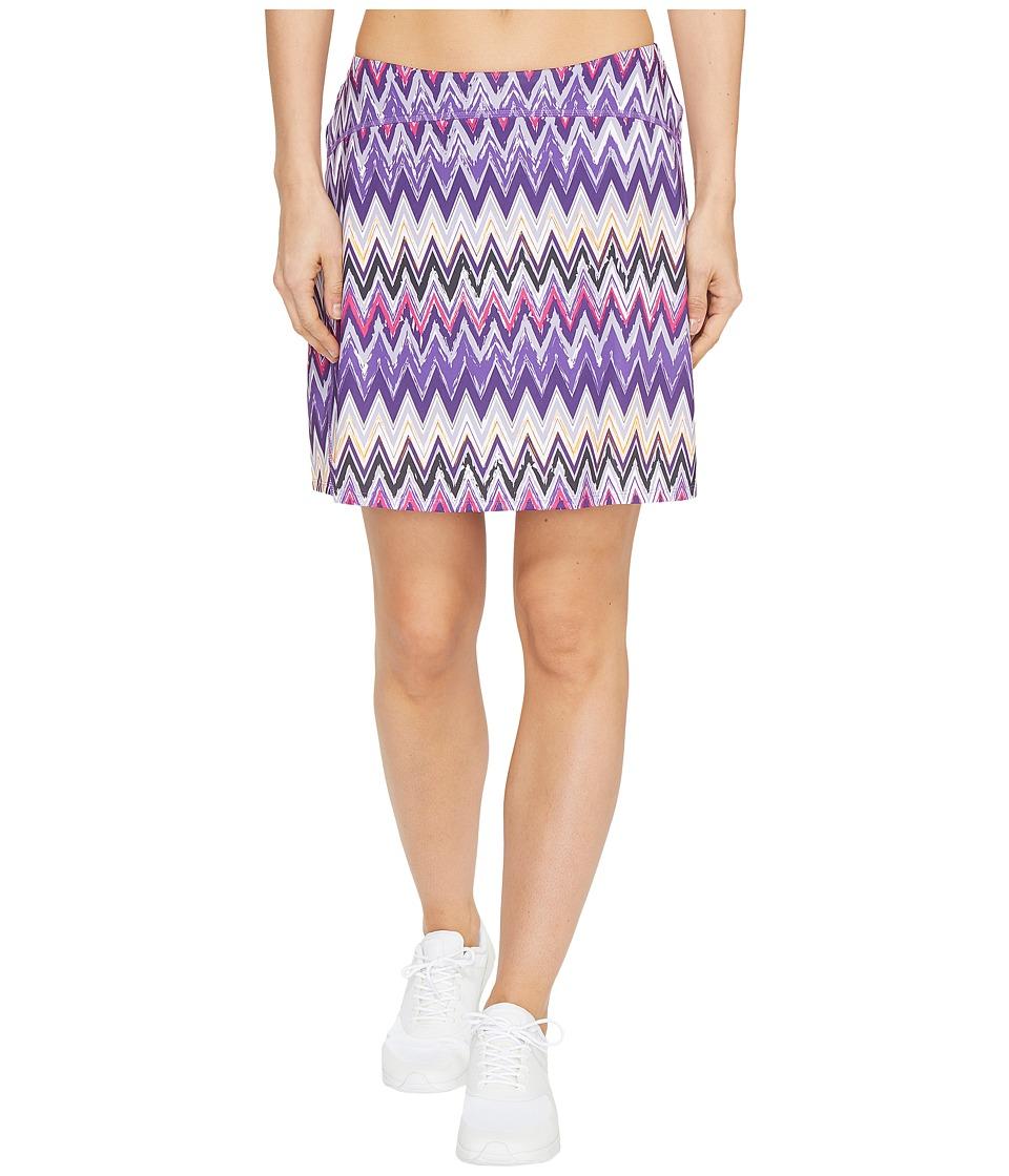 Skirt Sports - Happy Girl Skirt (Sidewinder Print) Women's Skort