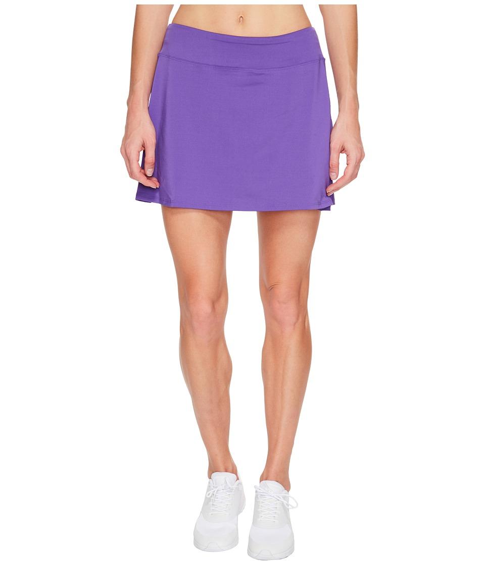 Skirt Sports - Gym Girl Ultra Skirt (Amethyst) Women's Skort