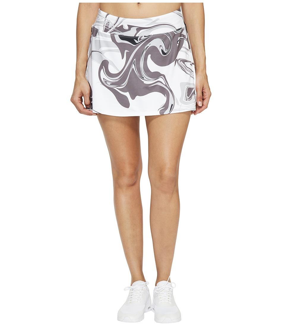 Skirt Sports - Gym Girl Ultra Skirt (Persevere Print) Women's Skort