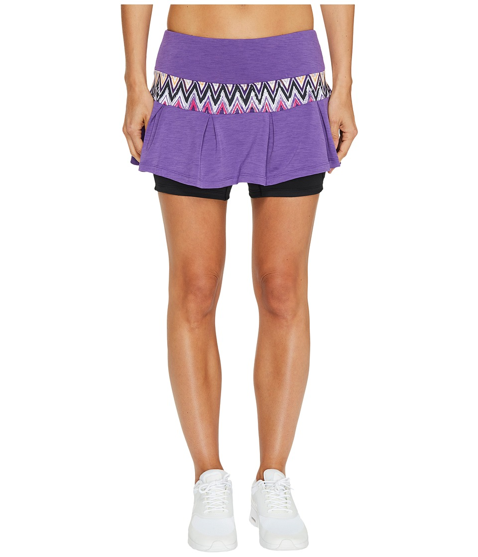 Skirt Sports - Lioness Skirt (Amethyst Mist/Amethyst) Women's Skort