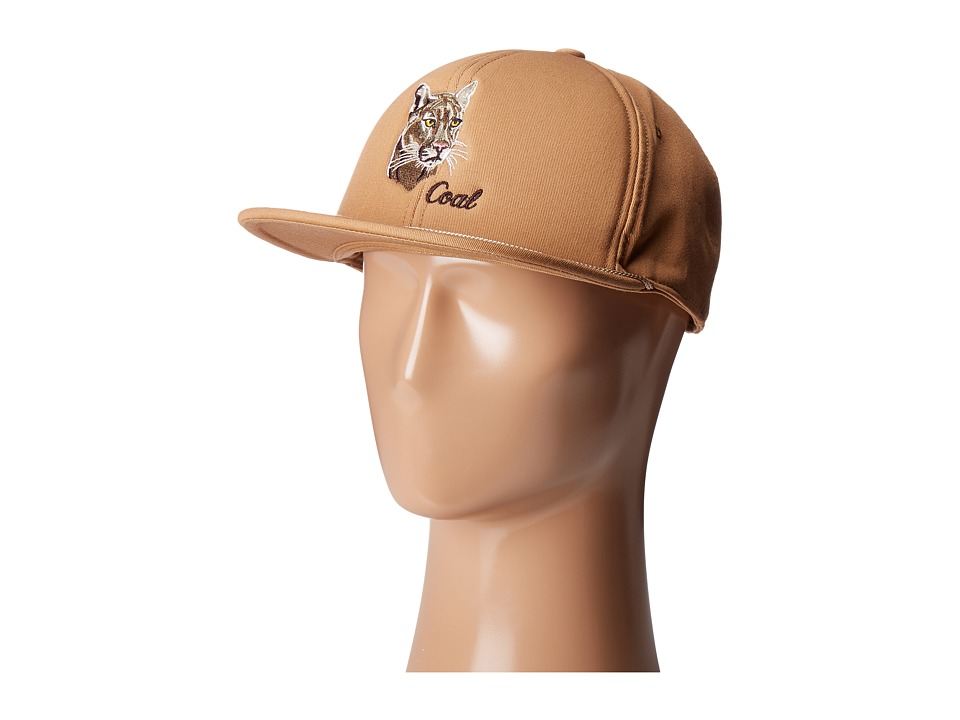 Coal - The Wilderness SP (Light Brown (Mountain Lion)) Caps