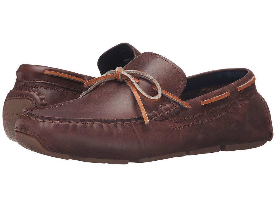 Cole Haan - Kelson Camp Moc (British Tan) Men's Shoes