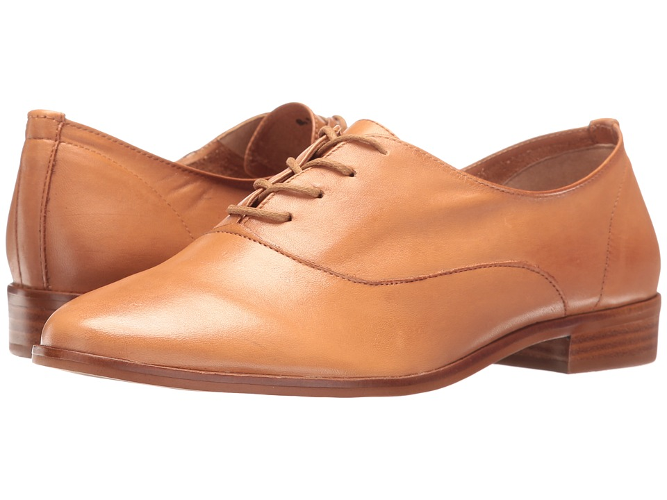 LFL by Lust For Life - Nico (Cognac Leather) Women's 1-2 inch heel Shoes
