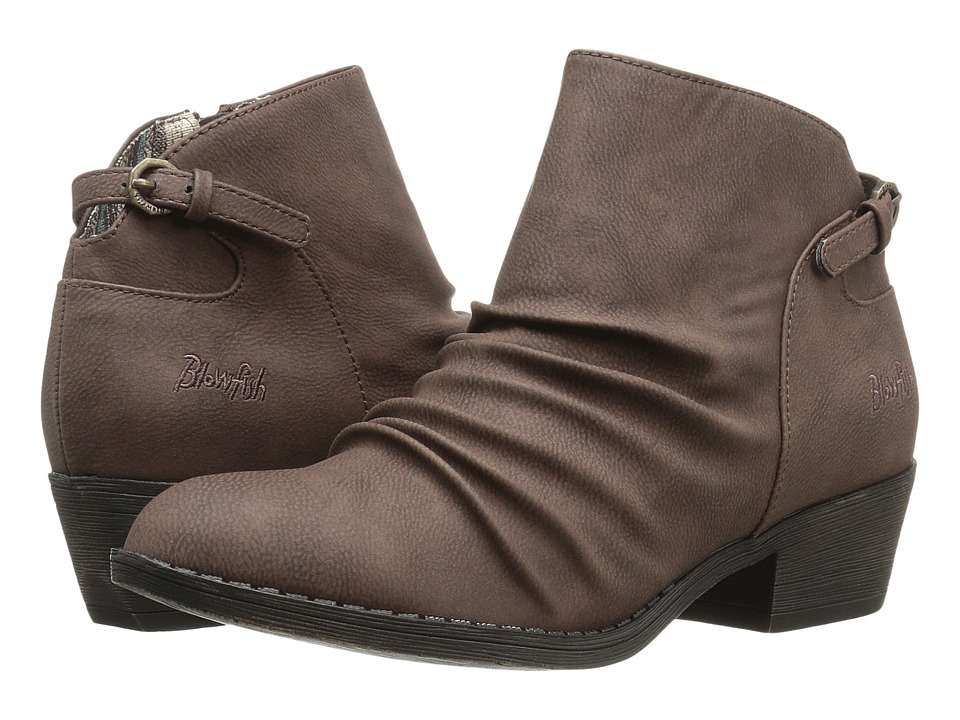 Blowfish - Strike (Coffee Old Mexico PU) Women's Boots