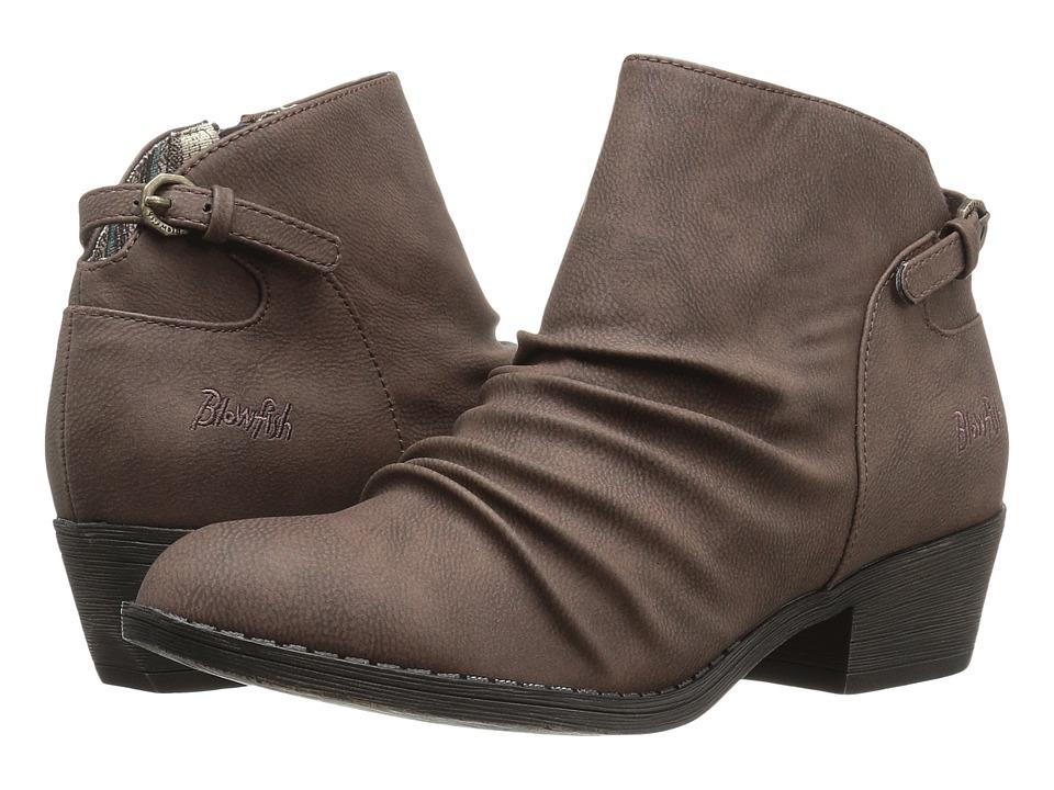 Blowfish - Strike (Coffee Old Mexico PU) Women's Boots