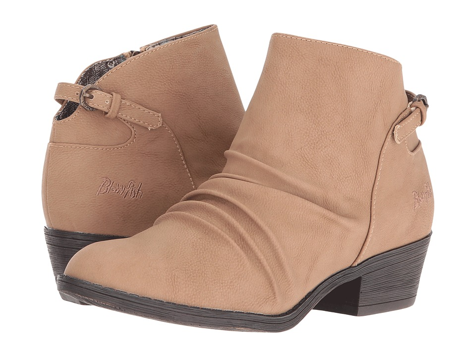 Blowfish - Strike (Sand Old Mexico PU) Women's Boots