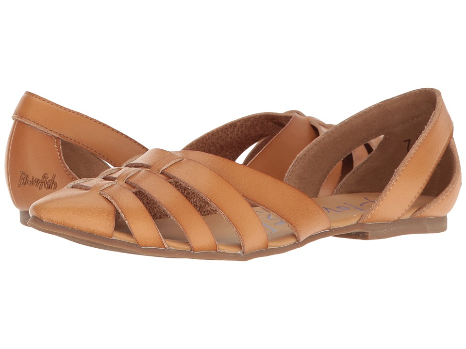Blowfish - Zeal (Desert Sand Dyecut PU) Women's Sandals