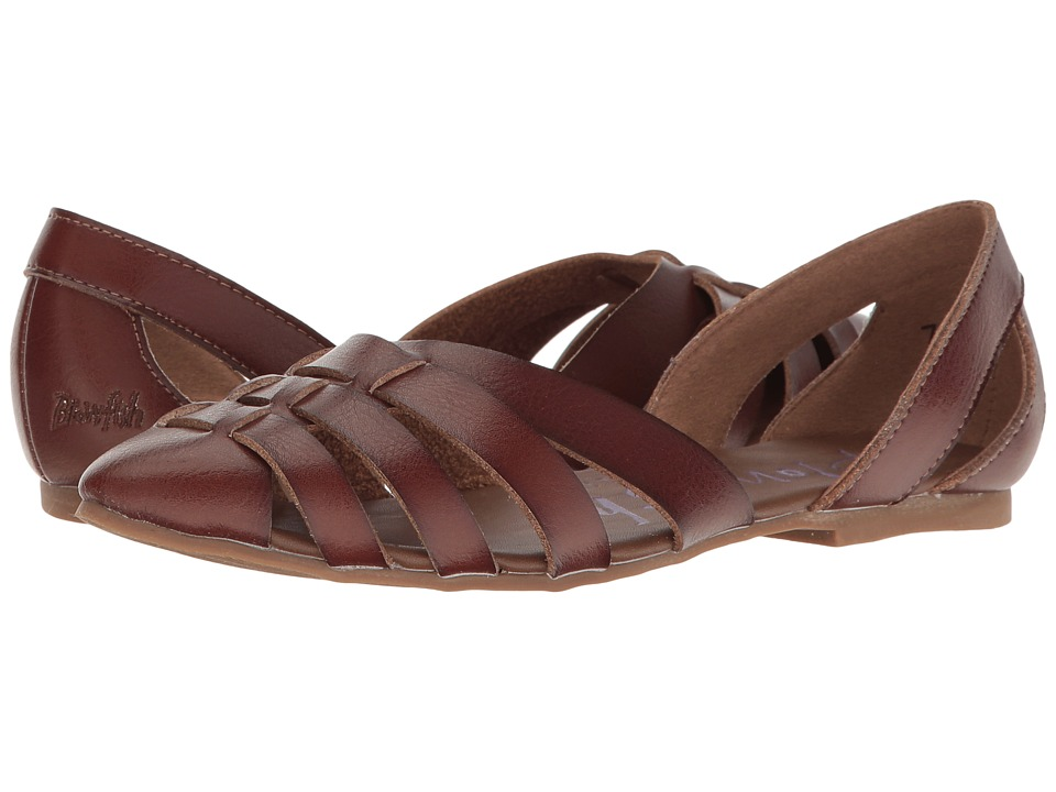 Blowfish - Zeal (Whiskey Dyecut PU) Women's Sandals