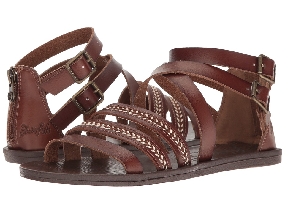 Blowfish - Dodo (Whiskey Dyecut PU) Women's Sandals