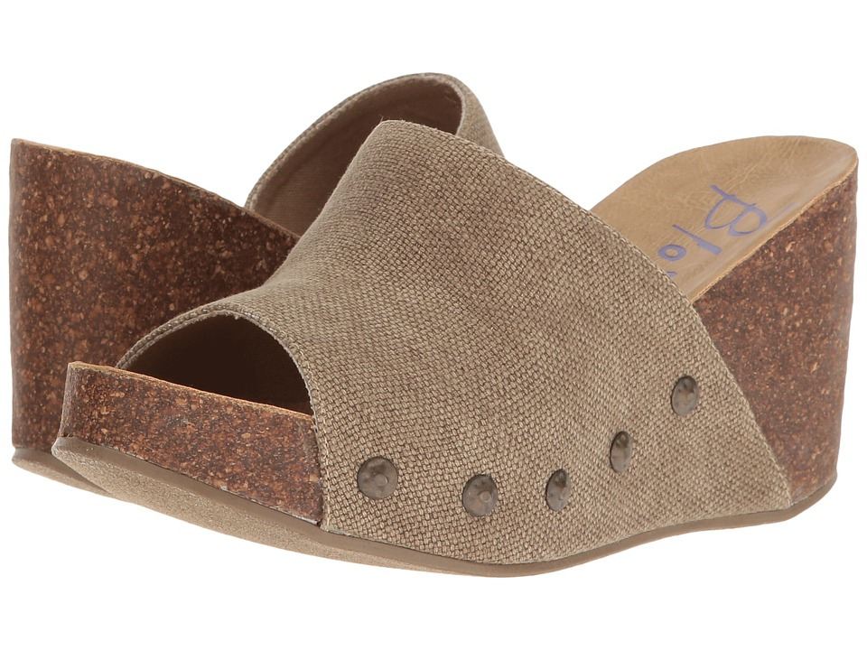 Blowfish Host (Cocoa Rancher Canvas) Women
