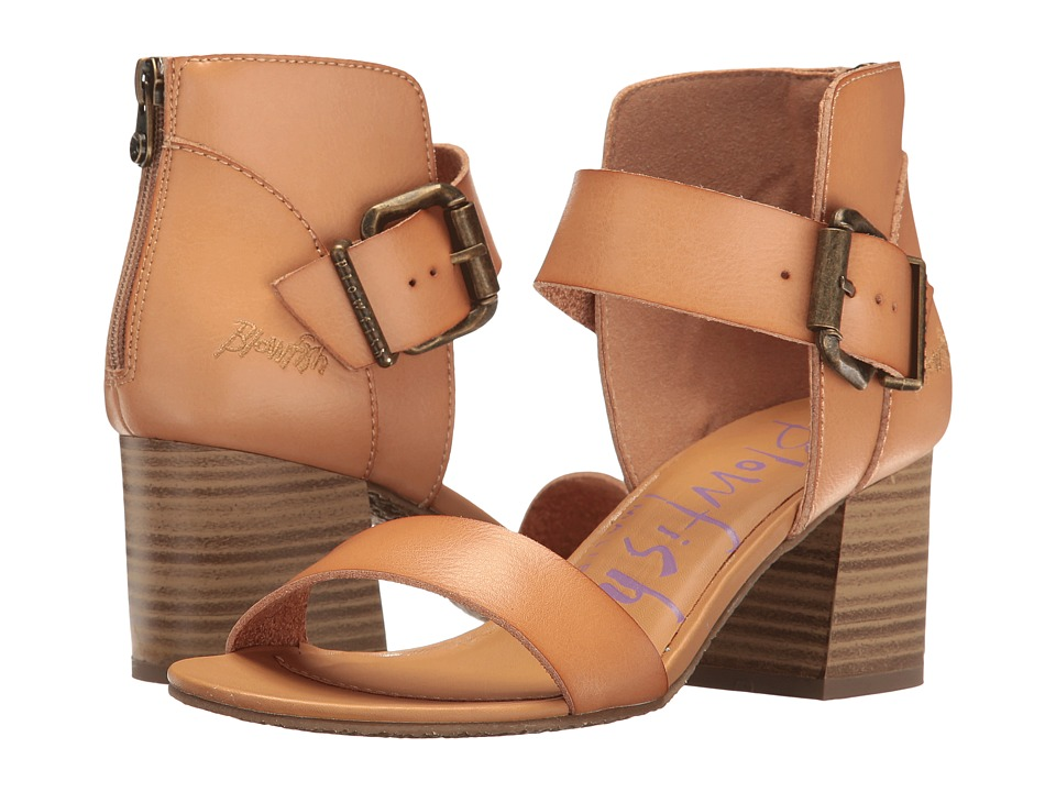 Blowfish - Frenzy (Nude Dyecut PU) High Heels